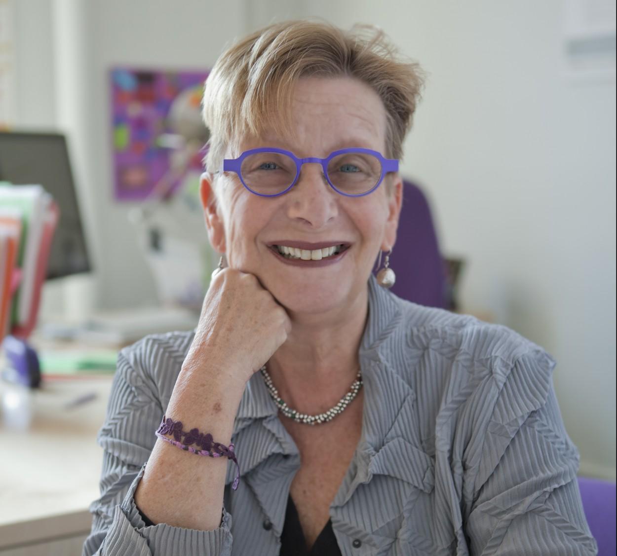 Marianne Hirsch, President of the MLA